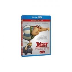 BluRay 3D Asterix: Sídlo bohov BD (3D+2D)