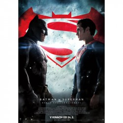 BluRay 3D Batman vs. Superman: Úsvit spr. 3 BD (3D+2D+2D)