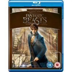 BluRay 3D Fantastické zvery 2BD (3D+2D)