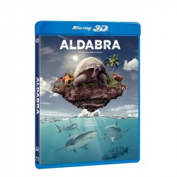 BluRay 3D ALDABRA: Byl jednou jeden ostrov BD (3D+2D)