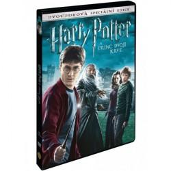 4K HDR Harry Potter a Princ dvojí krve 2BD (4K BD+ BD) film