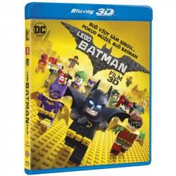 BluRay 3D Lego Batman vo filme 2BD (3D+2D)
