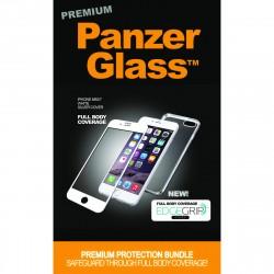 PanzerGlass iPhone 8/7/6S/6 sklo ochranné biela