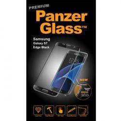 PanzerGlass PREMIUM Samsung Galaxy S7 Edge sklo ochranné čierne