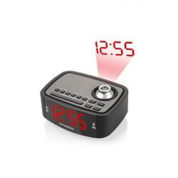 HYUNDAI HYURAC201PLLBR rádiobudík s projekciou