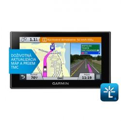GARMIN Camper 660LMT-D navigácia