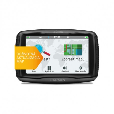 GARMIN ZUMO 595LM Lifetime navigácia prenosná motocyklová
