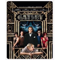 BluRay 3D Velký Gatsby 2BD (3D+2D)