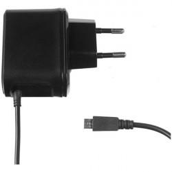 CELLY micro USB 2,1 A nabijačka cestovná čierna