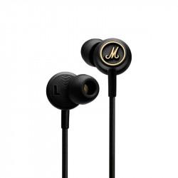 MARSHALL Mode EQ slúchadlá s mikrofónom čierne