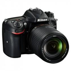 NIKON D 7200 + 18-140 mm AF-S DX VR fotoap. digit.