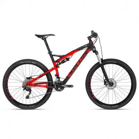 KELLYS TYKE 10 L 2018 27.5´´ celoodpružený horský bicykel