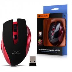 CANYON CNS-CMSW7R myš bezdrôtová optická
