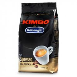 DeLonghi KIMBO Espresso 100% ARABICA káva 250g