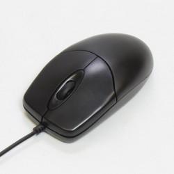 N-FACE OM-620 myš čierna