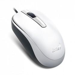 GENIUS DX120 myš usb, biela