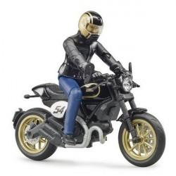 BRUDER 63050 motorka s figúrkou