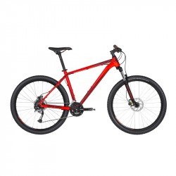 KELLYS SPIDER 30 Red XS 2019 27,5´´ horský bicykel