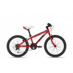 "KELLYS LUMI 30 Red 2018 20"" detský bicykel"