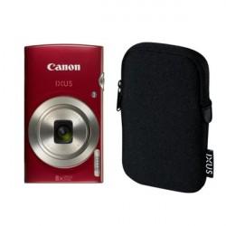 CANON IXUS 185 RED Essentials Kit
