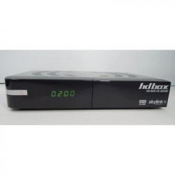 HD BOX HS-265IRD HEVC H.265 FullHD DVB-S2 + prijímač satelitný + 3 roky záruka