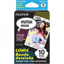 FUJIFILM INSTAX MINI COMIC 10ks film 16404208