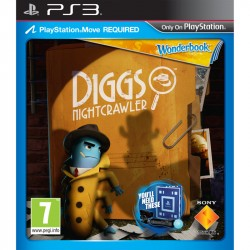 SONY hra PS3 PS719221968 Diggs Nightcrawler hra na PS 3