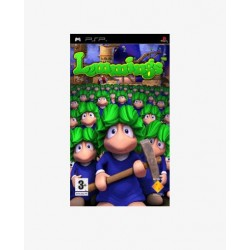 SONY hra PSP Lemmings