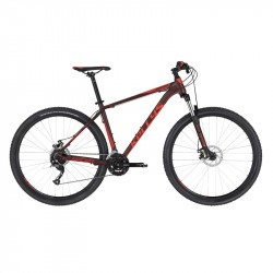 KELLYS SPIDER 10 Red M 2020 29´´ horský bicykel