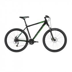 KELLYS MADMAN 50 Black Green L 2020 29´´ horský bicykel