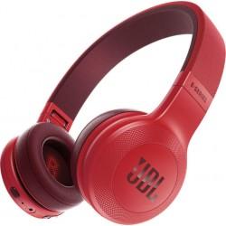 JBL E55, Bluetooth slúchadlá bezdrôtové červené