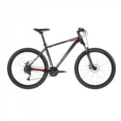 KELLYS SPIDER 10 Black S 2019 27,5´´ horský bicykel