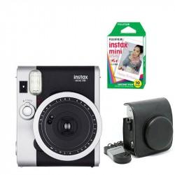 FUJIFILM INSTAX MINI 90 BLACK + film 10ks +púzdro SET 70100141218