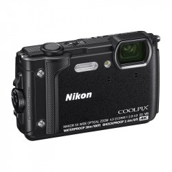 NIKON COOLPIX W300 Holiday kit čierny VQA070K001