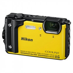 NIKON COOLPIX W300 Holiday kit žltý VQA072K001