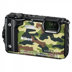 NIKON COOLPIX W300 Holiday kit maskáčový VQA073K001