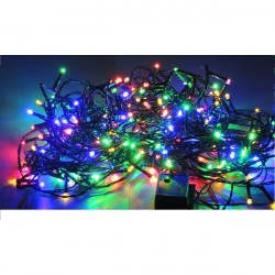 NOEL 180 10m privod.kabel súprava LED multicolor