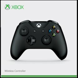 XBOX ONE S ovládač Wireless Controller Black