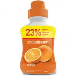 SODASTREAM Orange 750ml