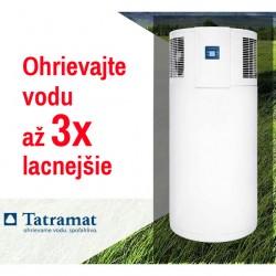 TATRAMAT TEC 300 TM tepelné čerpadlo (slovenský výrobok)
