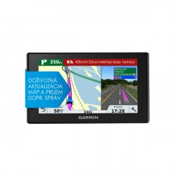GARMIN DriveSmart 51 LMT-D Lifetime EU navigácia