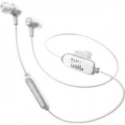 JBL Bluetooth E25BT slúchadlá biele