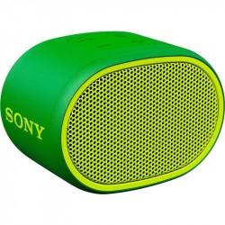 SONY SRS-XB01G reproduktor bluetooth zelený