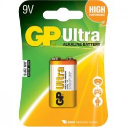 GP 1604AU-U1 R22 - 9V alkalická ULTRA