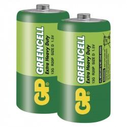 GP 13G-U2 R20 Greencell obyč. /B2