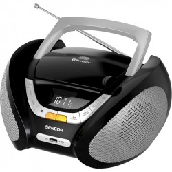 SENCOR SPT2320 rádio CD/MP3/USB/BT