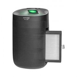 CONCEPT OV1210 PERFECT AIR odvlhčovač a čistička vzhuchu čierny