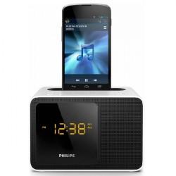 PHILIPS AJT5300W/12 rádiobudík s Bluetooth