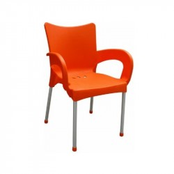 stolička SMART oranžové
