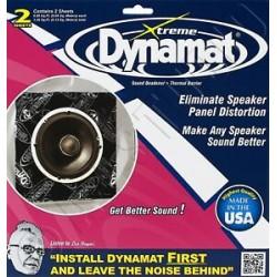 AUTODAX dynamat 10415 xtreme speaker kit